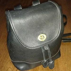 Coach mini vintage backpack 9960
